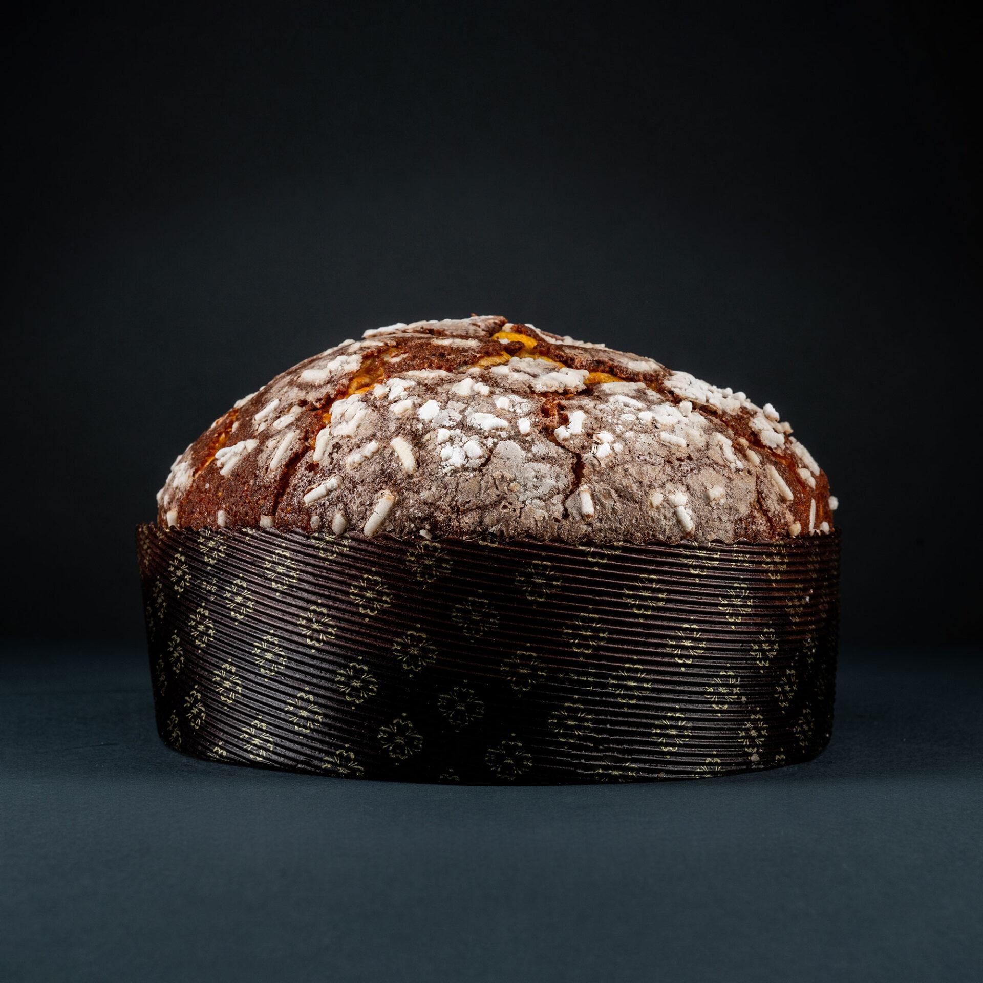 Veneziana autunnale ai marroni canditi e perle di cioccolato